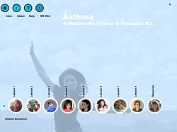 New Multimedia Asthma Education Software Aims to Give Patients Control