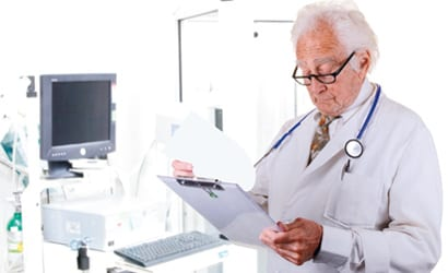 Spirometric Testing and COPD