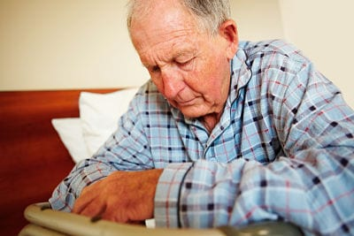 Depression Found to be Common in COPD Patients