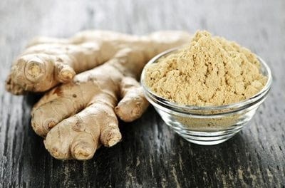 Ginger Compounds May Improve Asthma Symptoms