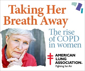 New Report Examines the Rise of COPD in Women