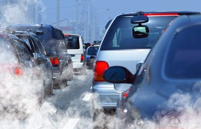 COPD: Increased Vehicular Traffic Tied to Lung Function Declines