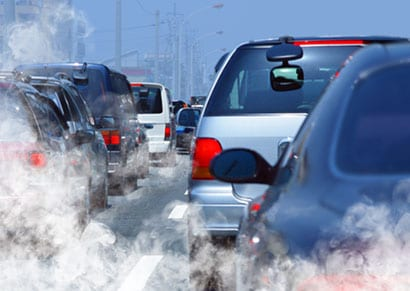 Living Near Busy Road Stunts Children's Lung Growth