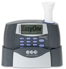 Products 2013: Spirometry/PFT