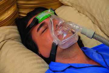New CPAP Mask from InnoMed Technologies