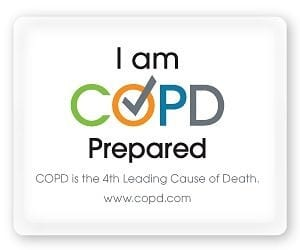 COPD Alliance Launches the COPD Prepared Campaign