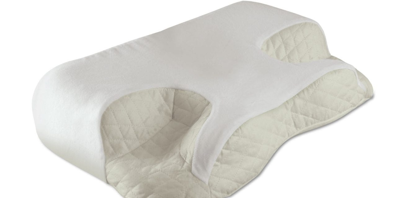 Contour Products Introduces a New CPAP Pillow