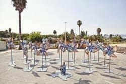 DRIVE4COPD Unveils COPD Monument