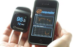 Nonin Launches Direct-to-Consumer Wireless Finger Pulse Oximeter