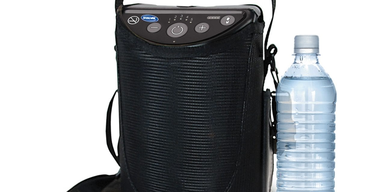 FAA Approves Invacare's Concentrator