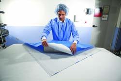 Kimberly-Clark's KIMGUARD ONE-STEP Sterilization Wrap Receives FDA Clearance