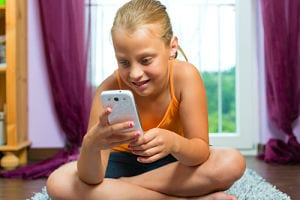 Tobacco Product Marketing in Smartphone Apps Targets Children