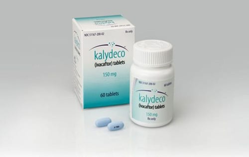 Long-term Kalydeco Use Preserved CF Patients' Lung Function