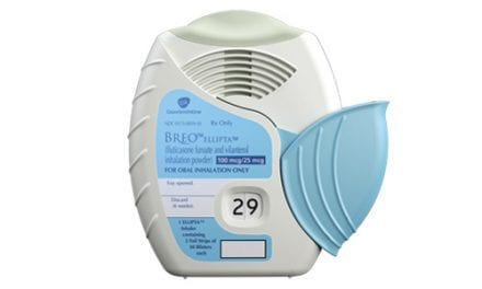 Positive Data for Breo Ellipta in Asthma Control Study