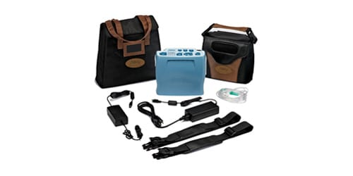 Inova Labs Releases 3.9-lb Portable Oxygen Concentrator