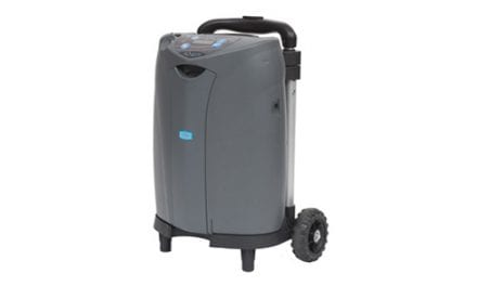 CAIRE Launches Portable Oxygen Concentrator