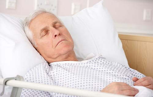 Behavioral Intervention Improves Sleep for Cancer Patient-Caregiver Dyads