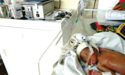 Saving Newborns In Malawi With Bubble CPAP