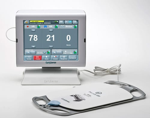 Half-million Monitored Patient Days for EarlySense in 2016