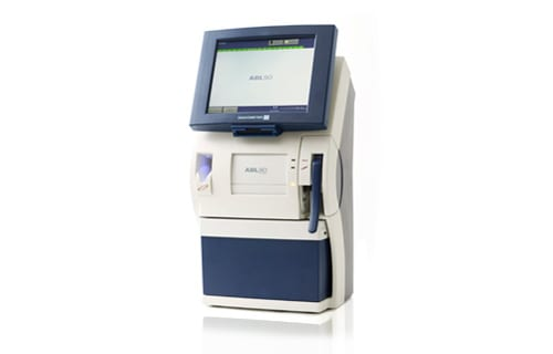 Radiometer Blood Gas Analyzer Can Now Measure Fetal Scalp and Neonatal Capillary Samples