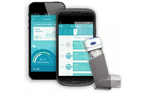 App Approved To Predict COPD, Asthma Exacerbations