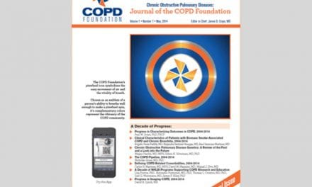 COPD Foundation's New Open Access Journal Available Online