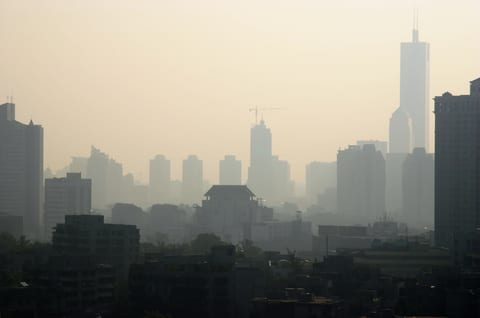 Pollution Exposure During Pregnancy Ups Asthma Risk for 3 Generations