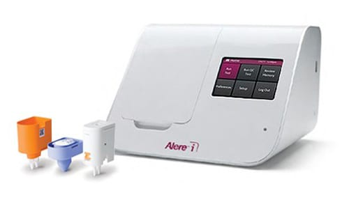 Alere's 15-Minute Flu Test Cleared for Physician Offices
