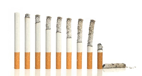 High Schoolers Smoking Cigarettes at Lowest Level in 22 Years