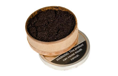 Bacteria in Smokeless Tobacco Tied to Infections