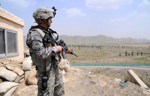 Insomnia Is the 'Hidden Wound' for US Troops