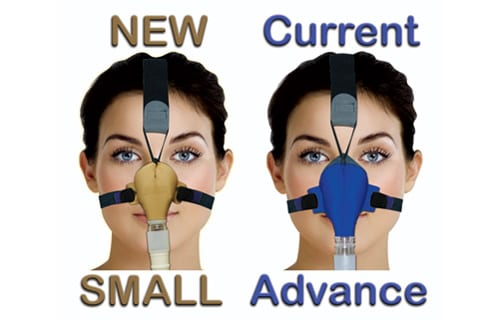 Newest Circadiance PAP Mask Sized for Smaller Faces