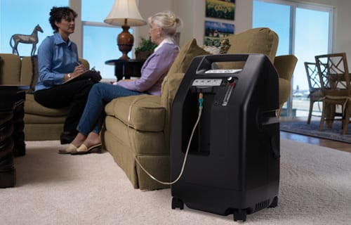 Oxygen Delivery Technology Focuses on Convenience