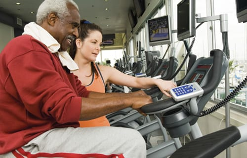 Prescribing Exercise for Patients with COPD