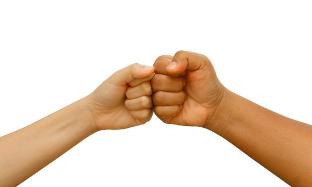 Bump It: Fist Bumps Transfer Less Germs than Handshakes