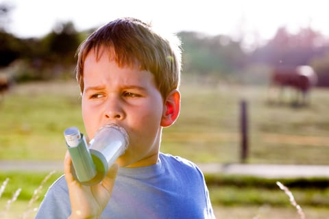 Overweight Children with Asthma May Use Rescue Meds Unnecessarily