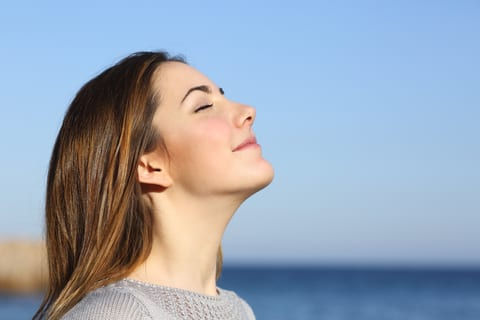 Shallow Breaths May Improve Lung Function in Asthma Patients