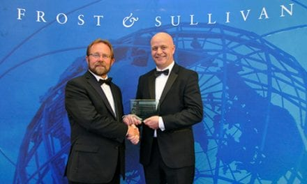 Dräger Receives Frost & Sullivan Best Practices Award