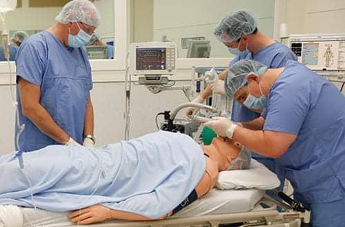 Simulation: Testing Ventilators and Clinicians Alike