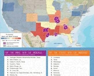 Walgreens Launches New Flu Index