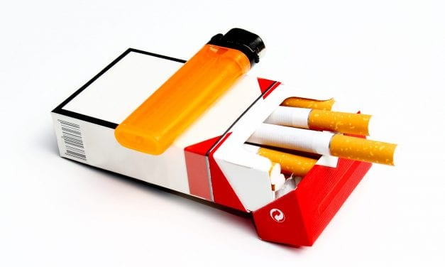 Smoking Associated with Increased Risk of COVID-19 Symptoms, Study Finds