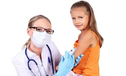 Administering Flu Shots Has Positive Benefits for Child and Community