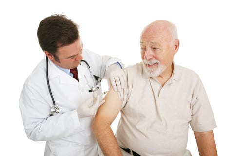 High-Dose Flu Vaccine Superior for Frail Elderly Living in Long-Term Care Facilities