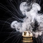 Vaping Particle Size, Deposition Differ per Device