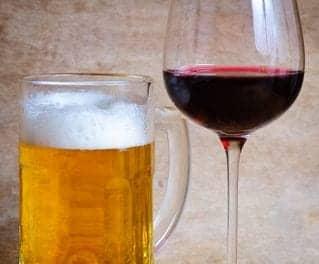Pre-Sleep Drinking Disrupts Sleep