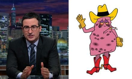 HBO's John Oliver Trolls Big Tobacco