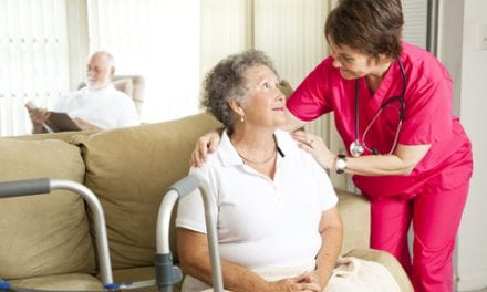 Air Quality in Nursing Homes Affects Seniors' Lung Health