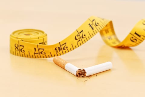 Quitting Smoking Has Favorable Metabolic Effects