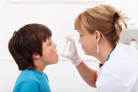 Metabolic Imbalance Correlates with Development of Respiratory Diseases in Childhood