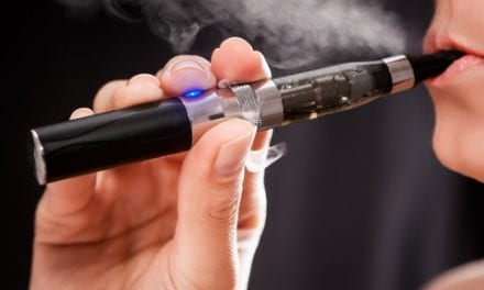 Exposure to E-Cigarette Vapor a Cause for Concern